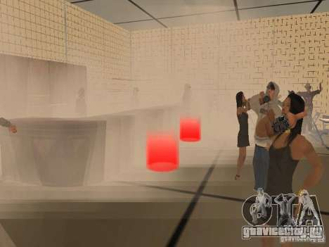 Club для GTA San Andreas четвёртый скриншот