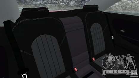Mercedes-Benz CLK 63 AMG для GTA 4 вид сбоку