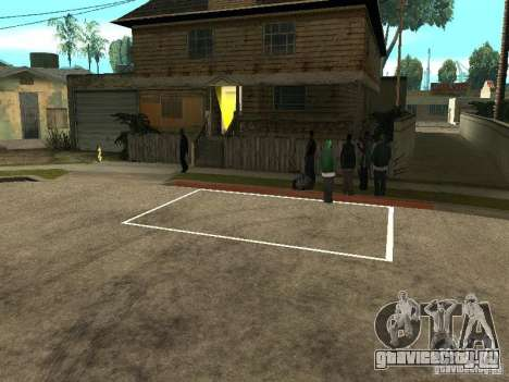 Parking Save Garages для GTA San Andreas