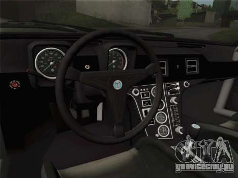 De Tomaso Pantera GT4 для GTA San Andreas колёса