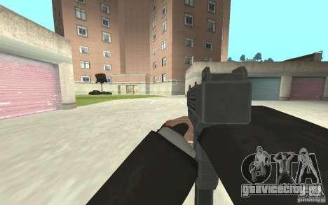 Новая анимация стрельбы  из GTA IV для GTA San Andreas шестой скриншот
