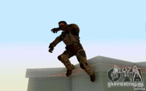 Дэвид Мэйсон для GTA San Andreas седьмой скриншот