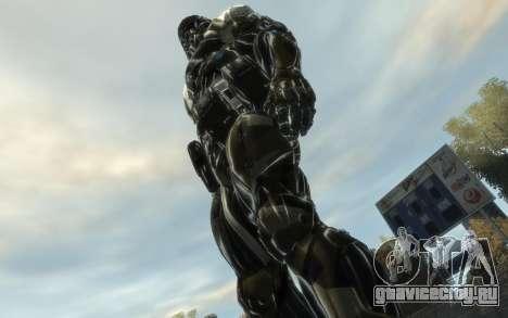 Crysis 3 The Hunter skin для GTA 4 третий скриншот