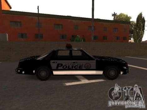 Police VC для GTA San Andreas вид слева
