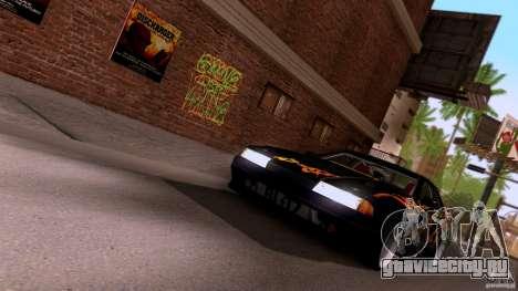 SA Beautiful Realistic Graphics 1.3 для GTA San Andreas четвёртый скриншот