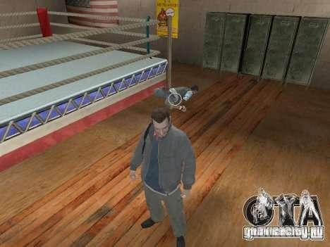 Система драк из GTA IV V 2.0 для GTA San Andreas второй скриншот
