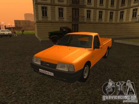 ИЖ 27171 для GTA San Andreas