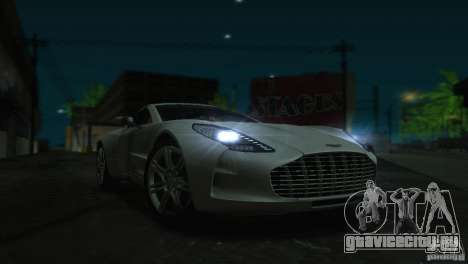 ENBSeries by dyu6 v3.0 для GTA San Andreas третий скриншот