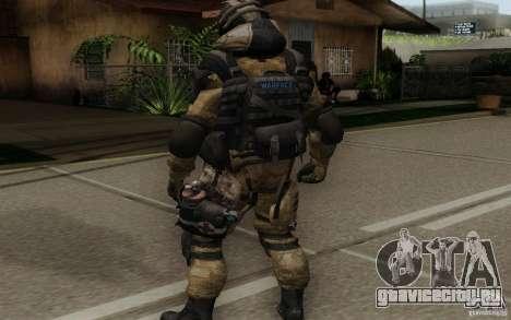 Медик из Warface для GTA San Andreas третий скриншот