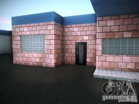 Новый гараж в San-Fierro для GTA San Andreas четвёртый скриншот