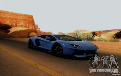 RoSA Project v1.0 для GTA San Andreas пятый скриншот