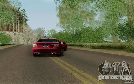 Seat Ibiza Cupra для GTA San Andreas вид справа