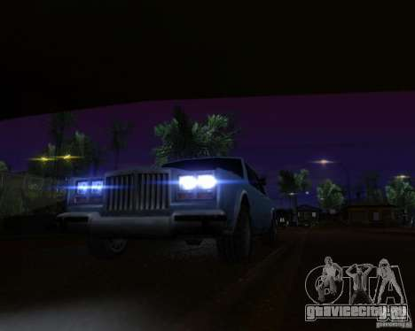 ENBseries для средних и мощных ПК для GTA San Andreas третий скриншот