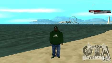 Sweet для GTA San Andreas пятый скриншот