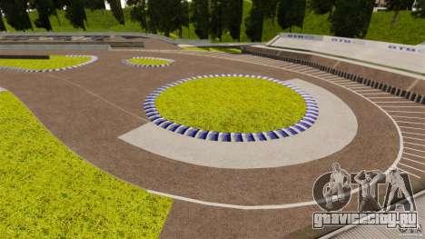 Meihan Circuit для GTA 4 шестой скриншот