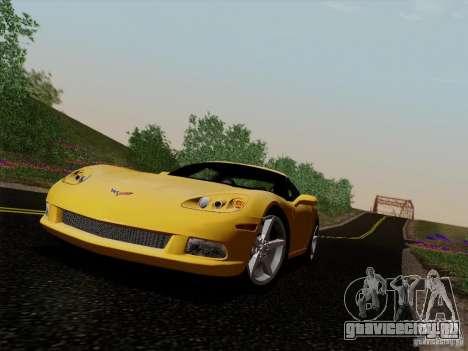 Chevrolet Corvette Z51 для GTA San Andreas
