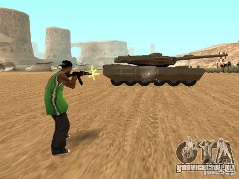 Интелектуальные союзники для GTA San Andreas
