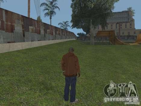 Новые текстуры Лос Сантоса для GTA San Andreas девятый скриншот