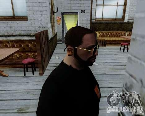 Очки Авиатор для GTA San Andreas второй скриншот