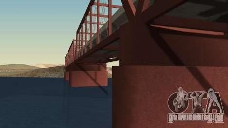 Новый мост LS-LV для GTA San Andreas второй скриншот