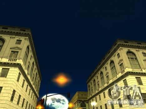 ENBSeries by gta19991999 для GTA San Andreas пятый скриншот