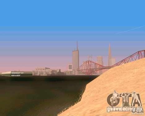 Young ENBSeries для GTA San Andreas