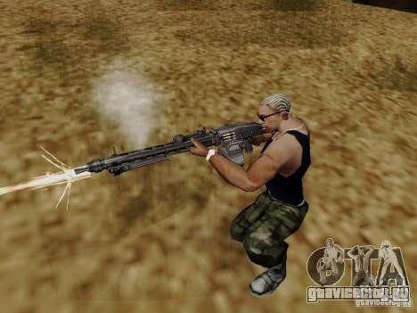 Пулемет MG-42 для GTA San Andreas третий скриншот