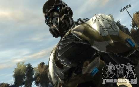 Crysis 3 The Hunter skin для GTA 4