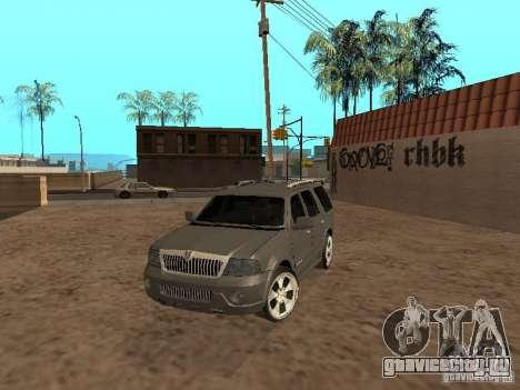 Lincoln Navigator 2004 для GTA San Andreas