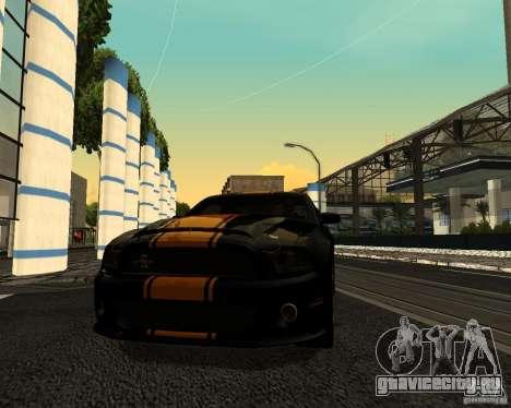 ENBSeries by Nikoo Bel v2.0 для GTA San Andreas третий скриншот