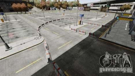 Дрифт-трек у аэропорта для GTA 4 седьмой скриншот