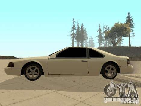 Fortune by Foresto_O для GTA San Andreas вид слева