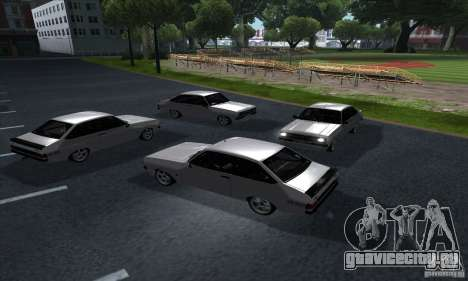 Ford Escort RS 1600 для GTA San Andreas