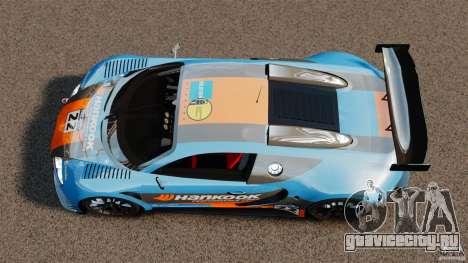 Bugatti Veyron 16.4 Body Kit Final для GTA 4 вид справа