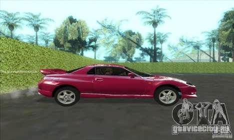 Mitsubishi FTO GP Version R 1998 для GTA San Andreas вид слева