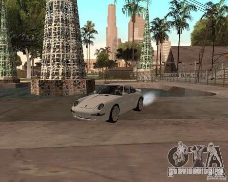 Porsche 911 Turbo 1995 для GTA San Andreas