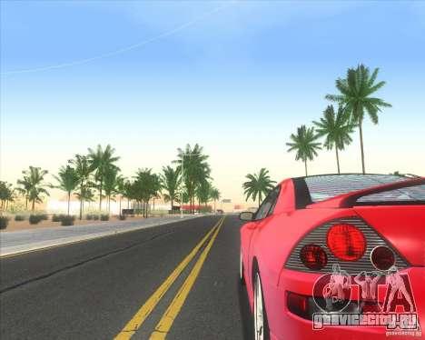 ENBSeries by LeRxaR v3.0 для GTA San Andreas третий скриншот