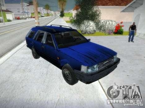 Nissan Bluebird Wagon для GTA San Andreas