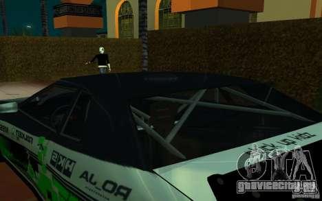 Elegy by PiT_buLL для GTA San Andreas вид справа