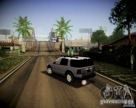 Ford Explorer для GTA San Andreas вид слева