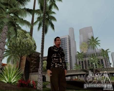 Roman для GTA San Andreas