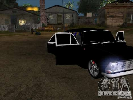 Москвич 408 Extra Style для GTA San Andreas вид сзади слева
