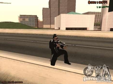 Gray weapons pack для GTA San Andreas четвёртый скриншот