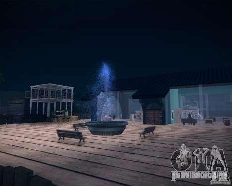 Beach House для GTA San Andreas шестой скриншот