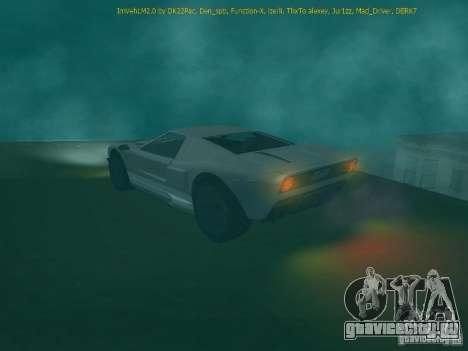 Bullet из GTA TBoGT IVF для GTA San Andreas вид справа