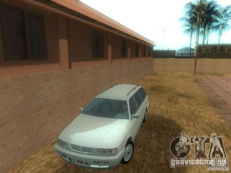 Volkswagen Passat B4 Variant для GTA San Andreas вид слева