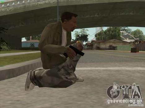 Пистолет G18 для GTA San Andreas третий скриншот