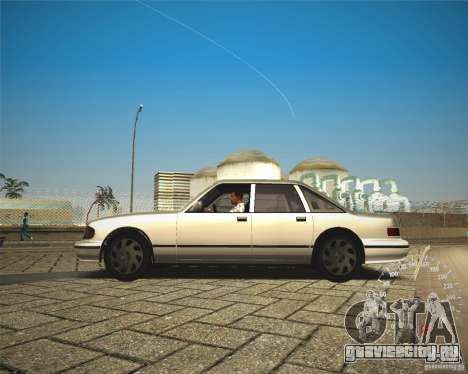 ECHO HD from GTA 3 для GTA San Andreas вид сзади слева