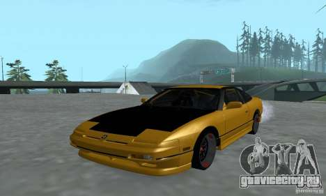 Nissan 200SX Turbo для GTA San Andreas