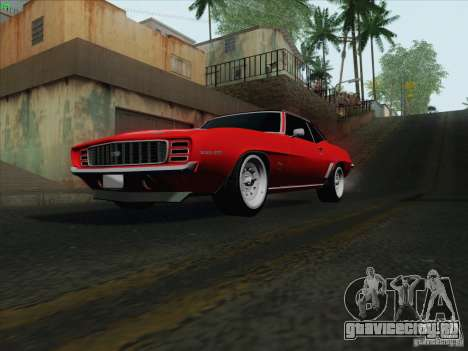 Chevrolet Camaro SS 1969 для GTA San Andreas